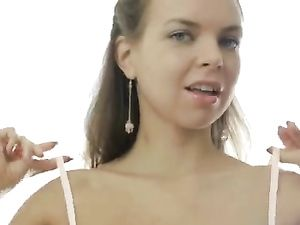 Girl Next Door Plays With Her Wicked Tight Naked Body