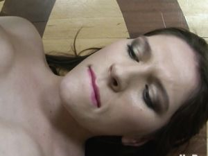 Extreme Anal Toy Stretching From Her Lesbian Girlfriend