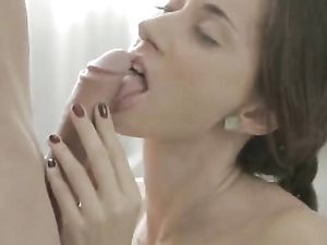 Girlfriend With A Wet Cunt Needs Slow Hardcore Sex