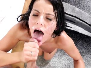 Fit Fuck Slut Gets Noisy As He Pounds Her Hot Pussy