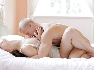 Arousing His Lady And Making Missionary Love To Her