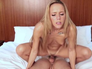 Pov Film With A Hot Teen Babe Who Loves To Fuck