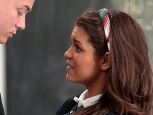 Small Tits Teen Schoolgirl Gets Fucked In Class