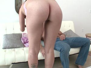 Cutie Butt Fucked For The First Time And Enjoying It