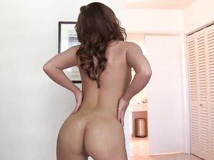 Morning Fuck With Slutty Aurora Monroe Makes Him Cum